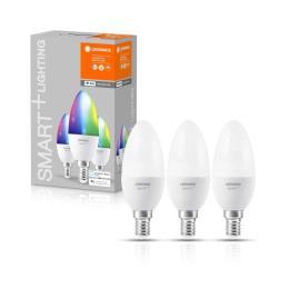 OSRAM LEDSMART+ WiFi B40 5W (470Lm) 2700-6500K + RGB E14