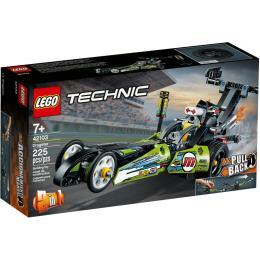 LEGO Technic Драгстер 225 деталей