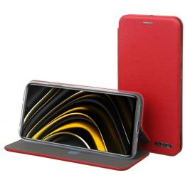 BeCover Exclusive Xiaomi Poco M3 Burgundy Red