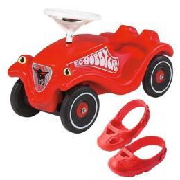 BIG Bobby-Car-Classic с защитными насадками для обуви