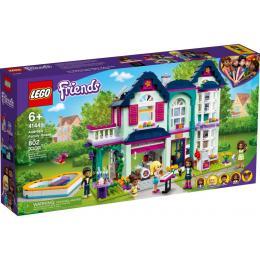 LEGO Friends Семейный дом Андреа 802 детали