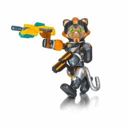 Jazwares Roblox Core Figures Cats...IN SPACE: Sergeant Tabb