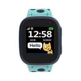 Canyon CNE-KW34BL Kids smartwatch Sandy, Blue