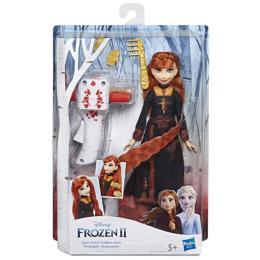 Hasbro Frozen Холодное сердце 2 Анна с аксессуарами для в