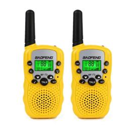 Baofeng MiNi BF-T2 PMR446 Yellow