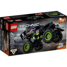 LEGO Technic Monster Jam Grave Digger 212 деталей
