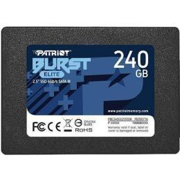 """Patriot 2.5"""" 240GB Burst Elite"""
