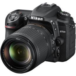 Nikon D7500 18-140VR Kit