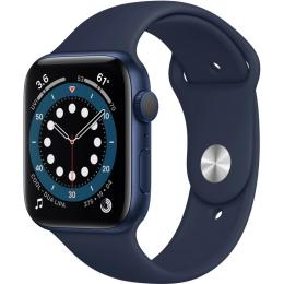 Apple Watch Series 6 GPS, 40mm Blue Aluminium Case with