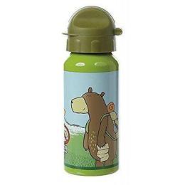 sigikid Бутылка для воды Forest Grizzly 400 мл