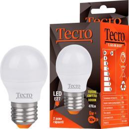 Tecro TL-G45-6W-3K-E27