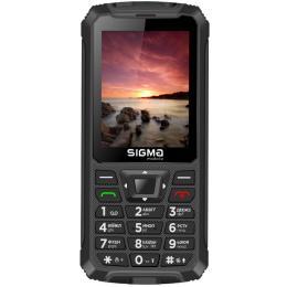 Sigma Comfort 50 Outdoor Black