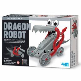 4М Робот-дракон