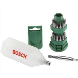 BOSCH 24 шт + магнитный держатель