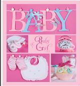 EVG 20sheet Baby collage Pink w/box