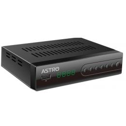 Astro DVB-T, DVB-T2, + USB-port