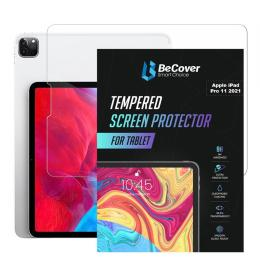 BeCover Apple iPad Pro 11 2021 Clear