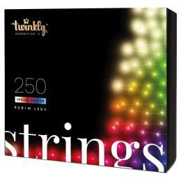 Twinkly Smart LED Pro Strings RGBW 250, двойная линия, AWG