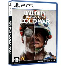 SONY Call of Duty Black Ops Cold War [Blu-Ray диск]