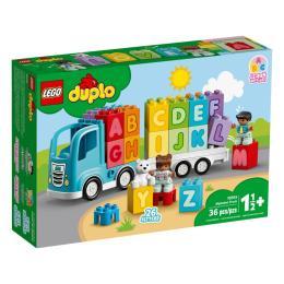 LEGO Грузовик с буквами