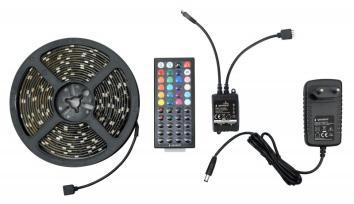 GEMBIRD LED-S-RGB500-01