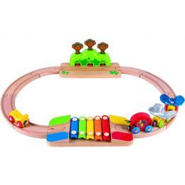 Hape Моя маленькая железная дорога
