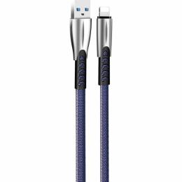 ColorWay USB 2.0 AM to Lightning 1.0m zinc alloy blue