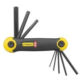 Stanley ключей шестигранных 1.5-8 мм