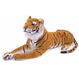 Melissa&Doug Гигантский плюшевый тигр, 1,8 м