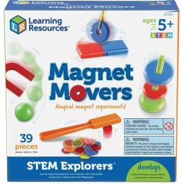 Learning Resources Эксперименты с магнитами