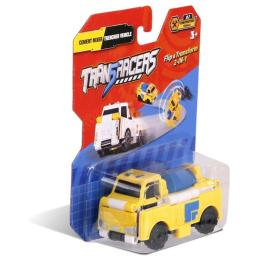 TransRacers 2-в-1 Бетономешалка & Траншеекопатель