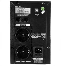 FrimeCom Sumry R-BK1200VA, USB