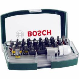 BOSCH 32 шт + магнитный держатель