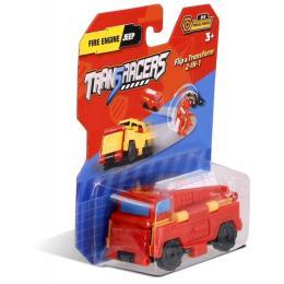 TransRacers 2-в-1 Пожарная машина & Джип