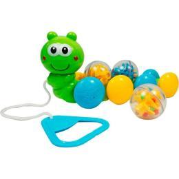BeBeLino Гусеница с шариками