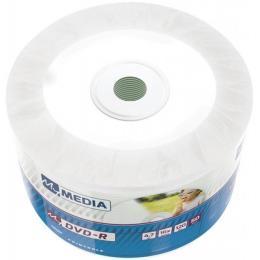 MyMedia DVD-R 4.7GB 16X Wrap Printable 50шт