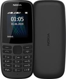 Nokia Nokia 105 2019 SS Black