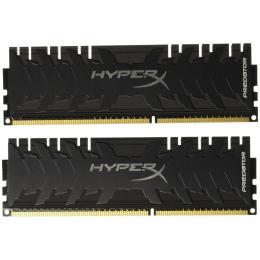 Kingston DDR4 64GB (2x32GB) 3200 MHz HyperX Predator Black