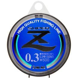 Sunline SUPER Z HG 50m #0.3/0.09mm 0.72kg