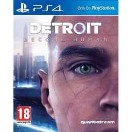 SONY Detroit. Стать человеком [PS4, Russian version] Bl