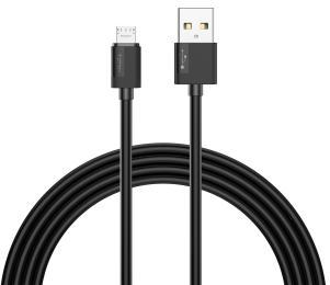 T-phox USB 2.0 AM to Micro 5P 2.0m Nets T-M801 Black