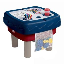 Little Tikes стол 2 в 1 Играем и рисуем