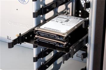"""CHIEFTEC 3.5""""-2x2.5"""" HDD/SSD"""