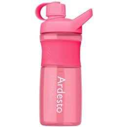 Ardesto Round Bottle 800 мл Pink