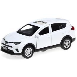 Технопарк Toyota Rav4 Белый (1:32)