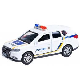 Технопарк Mitsubishi Outlander Police (1:32)
