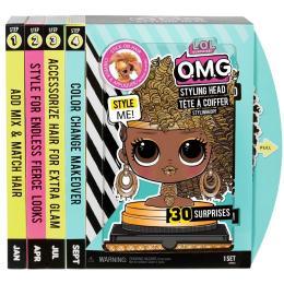 L.O.L. Surprise! - манекен O.M.G. Королева Пчелка с аксессуарами