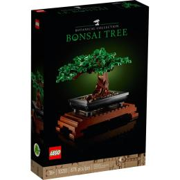 LEGO Creator Expert Дерево бонсай 878 деталей
