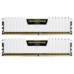 Corsair DDR4 16GB (2x8GB) 3200 MHz LPX White