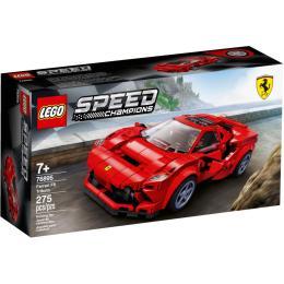 LEGO Speed Champions Ferrari F8 Tributo 275 деталей